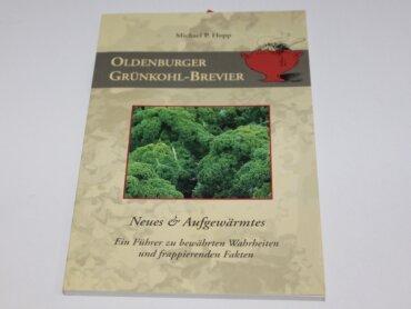 Buch: Oldenburger Grünkohl-Brevier