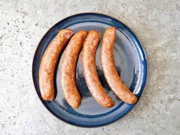 Kochwurst 120 gr. (4 Stck.)