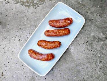 Kochwurst 80 gr. (4 Stck.)