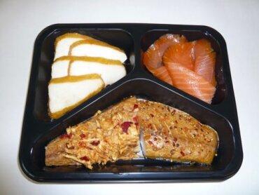 Räucherfischkiste (250 gr.)
