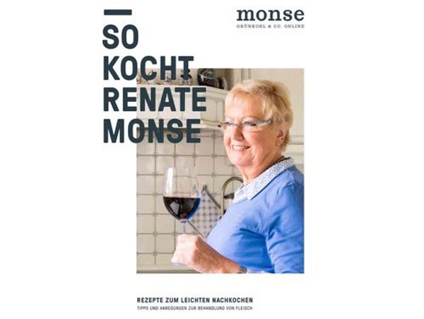 Buch: So kocht Renate Monse