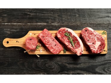 Steakpaket Exklusiv Rind