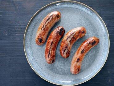 Bratwurst vom Galloway-Rind (4 Stck.)