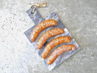 Kohl-/Bregenwurst (4 Stück)